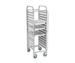 Commercial tray rack