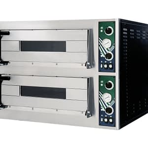 Double deck Electric Pizza Oven + CTCEPO 997