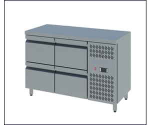 Counter Chillers with Drawers