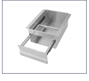 Drawers For Work Tables