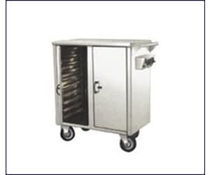 Trolley For Serving Patients